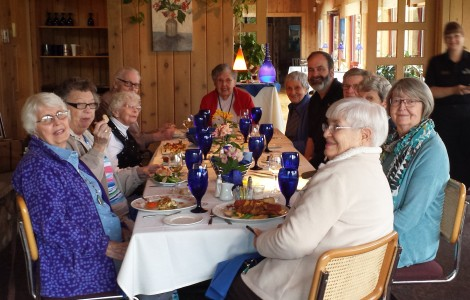 Town Center Residents Hit the Southwest Michigan Wine Trail