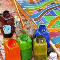 creative opportunities in the art studio