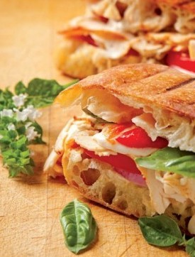 delicious paninis to order