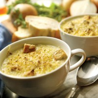 heart healthy French Onion Soup