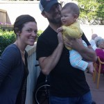 Concerts enjoyed by all ages, including some of our associates and their babies!