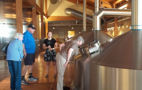 Touring Michigan's Top Rated Brewery
