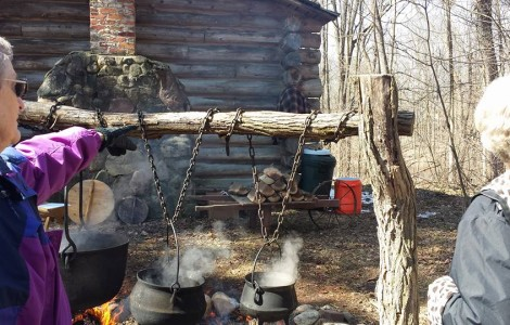 Maple Sugar Festival Fun