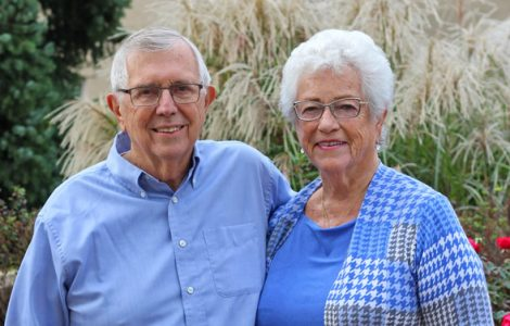 Residents Ed and Marci Muller are Thriving at The Fountains