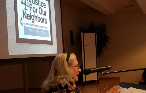 Resident Lunch & Learn – Justice for Our Neighbors